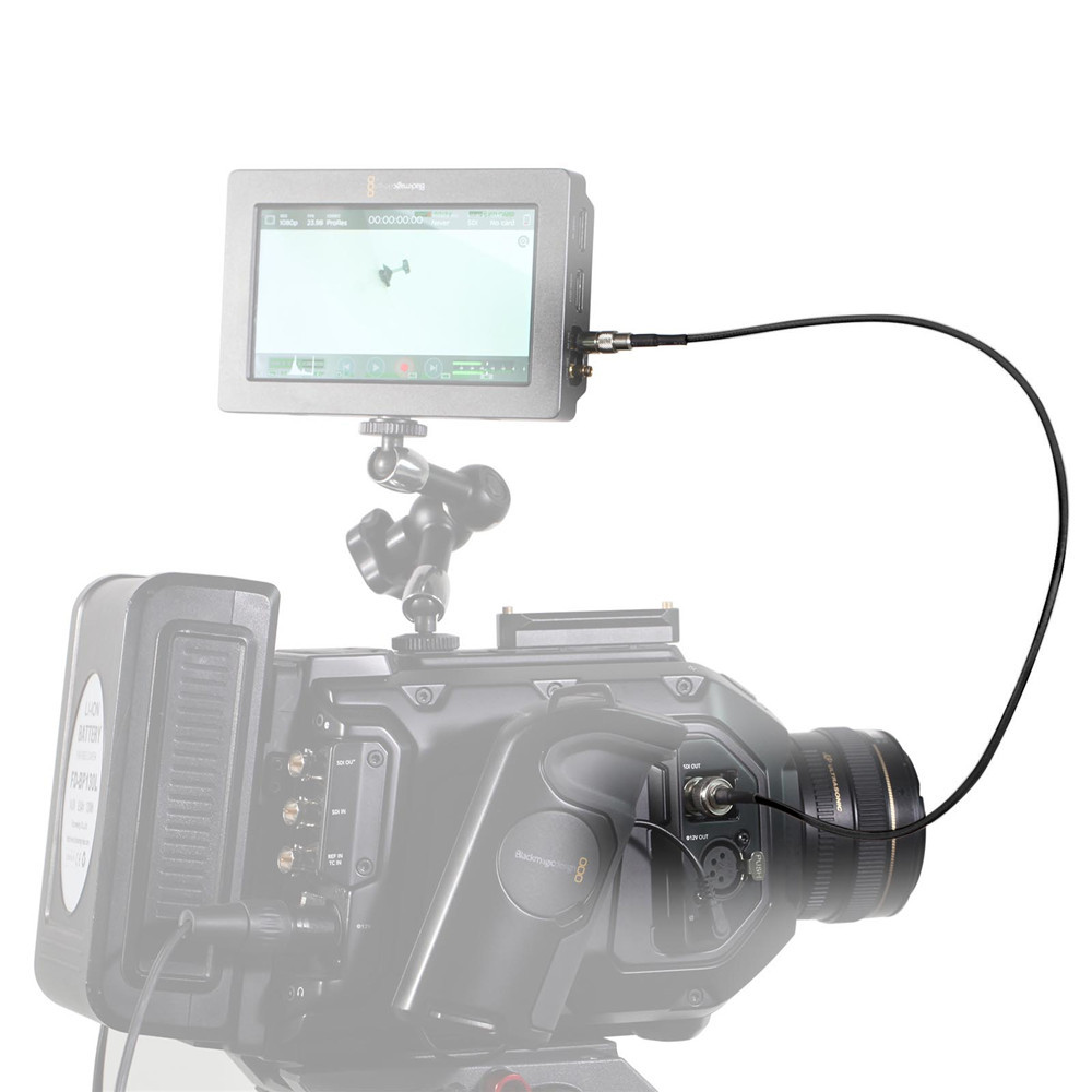 SMALLRIG 50cm Blackmagic Video Assist SDI Cable 1717