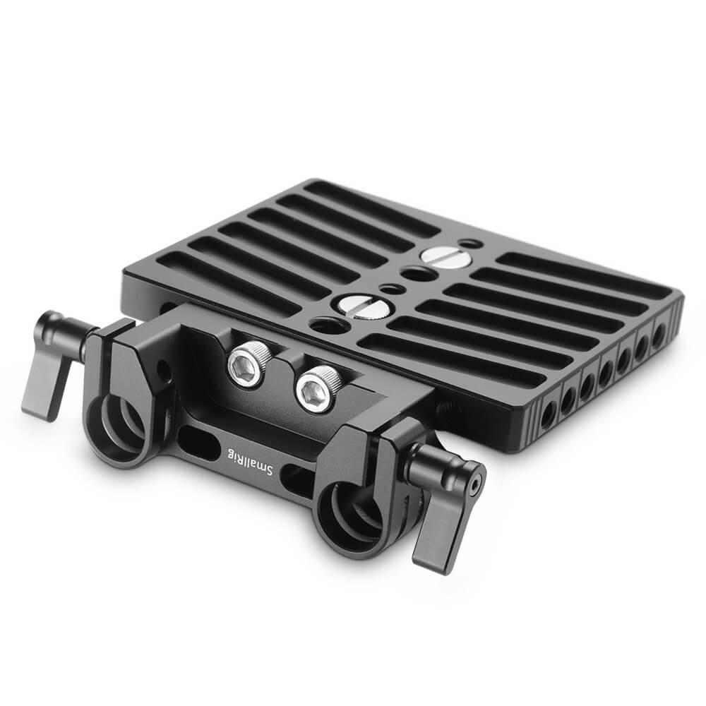 SMALLRIG Red Raven Baseplate 1756