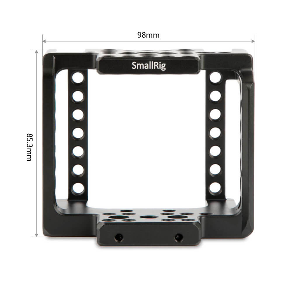 SMALLRIG BMMCC BMMSC Cage for Blackmagic Micro Cinema Camera 1773