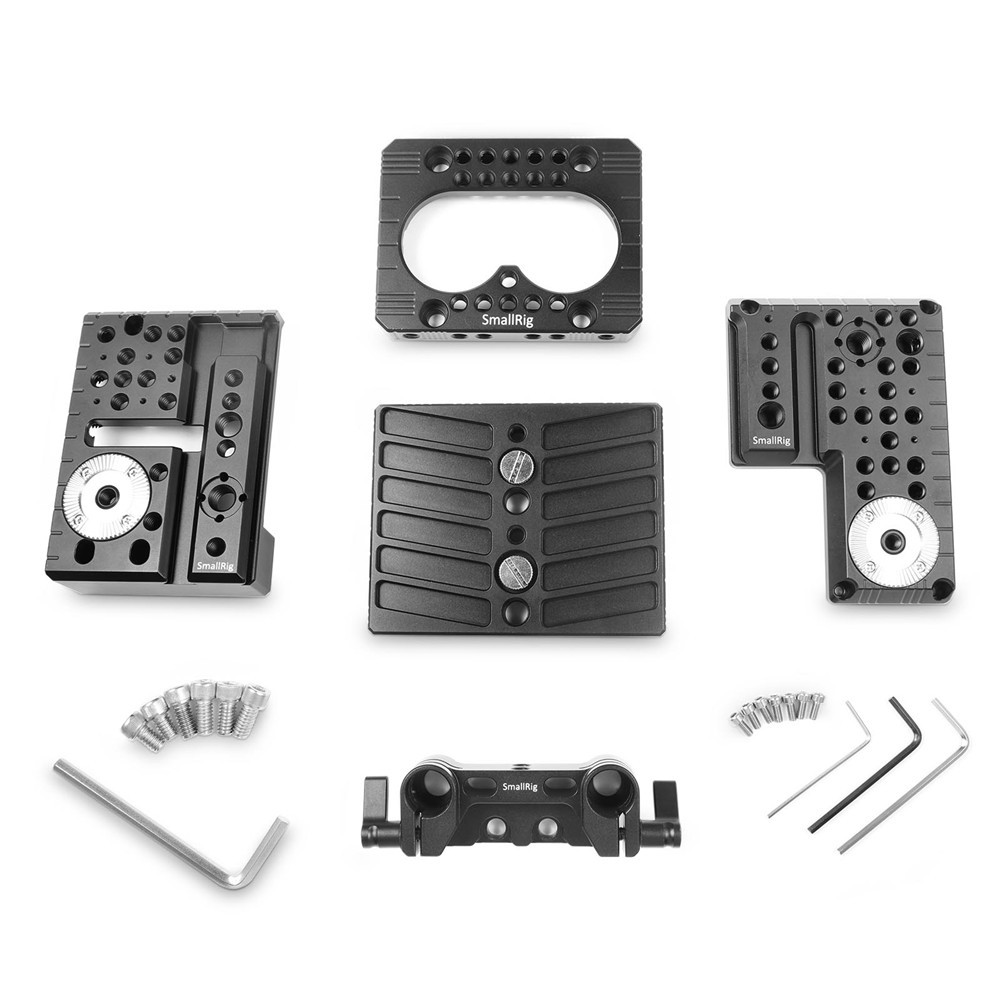 SmallRig Plate Kit for Red Raven 1849