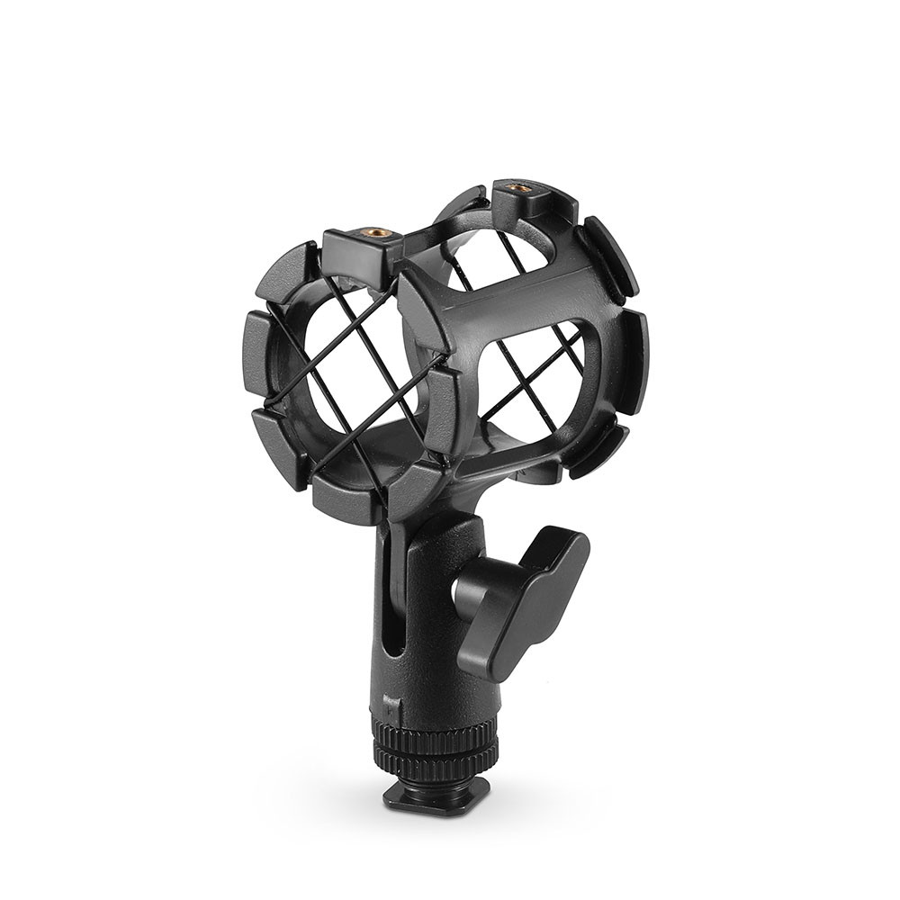 Video Production & Editing Proam Usa Universal Shock Mount For Microphones Latest Technology