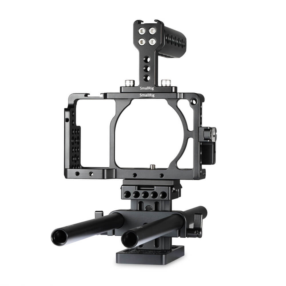SmallRig Sony A6500/A6300/A6000/ILCE-6000/ILCE-6300/ILCE-6500 NEX7 Accessory Kit 1886