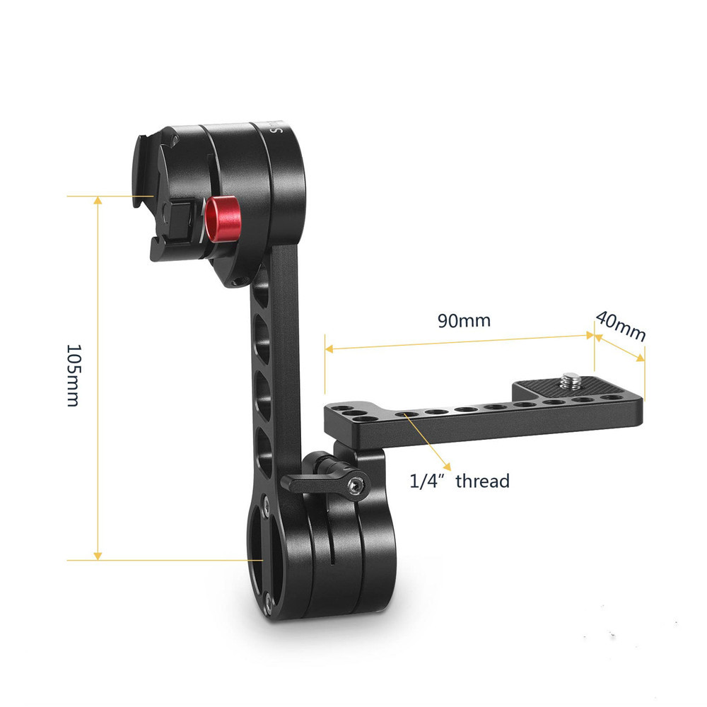 SmallRig EVF Mount with NATO Clamp 1897