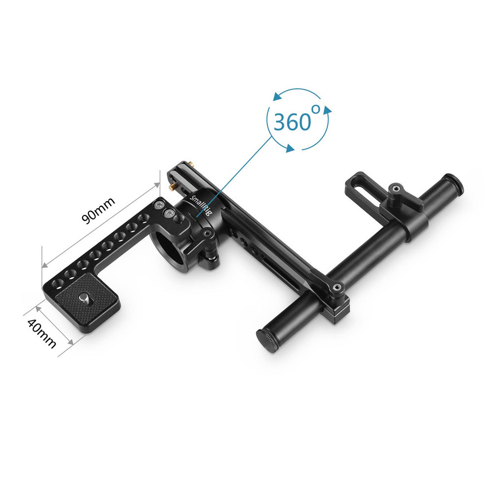 SmallRig EVF Mount with NATO Rail 1903