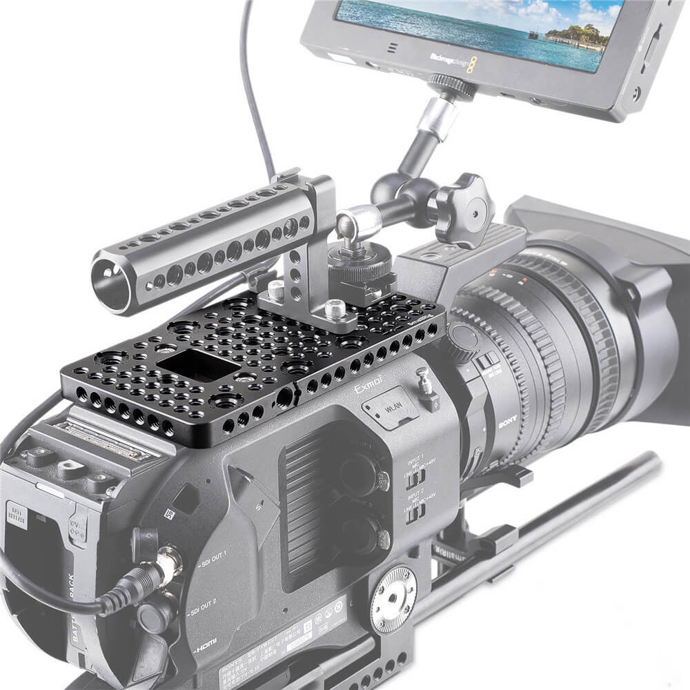 SmallRig Integrated Top Plate for Sony FS7FS7II 1974