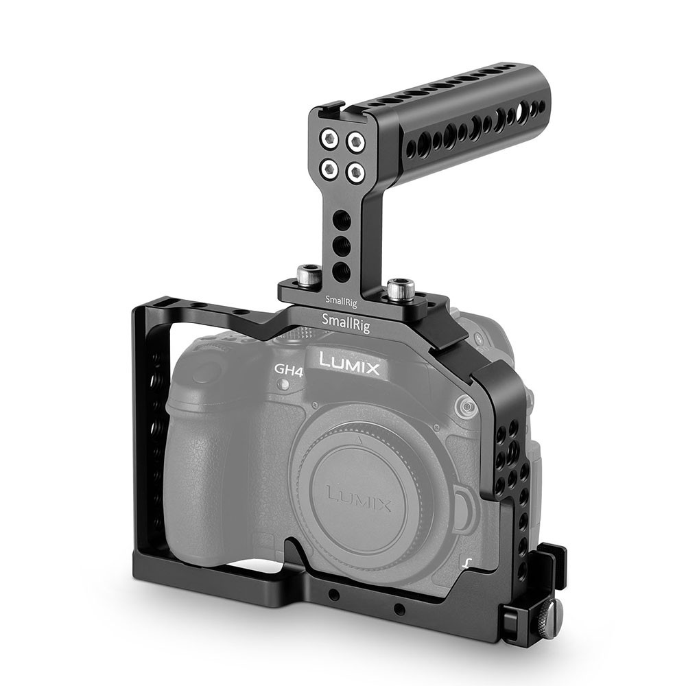 SMALLRIG Camera Cage for Panasonic DMC-GH4GH3 1980