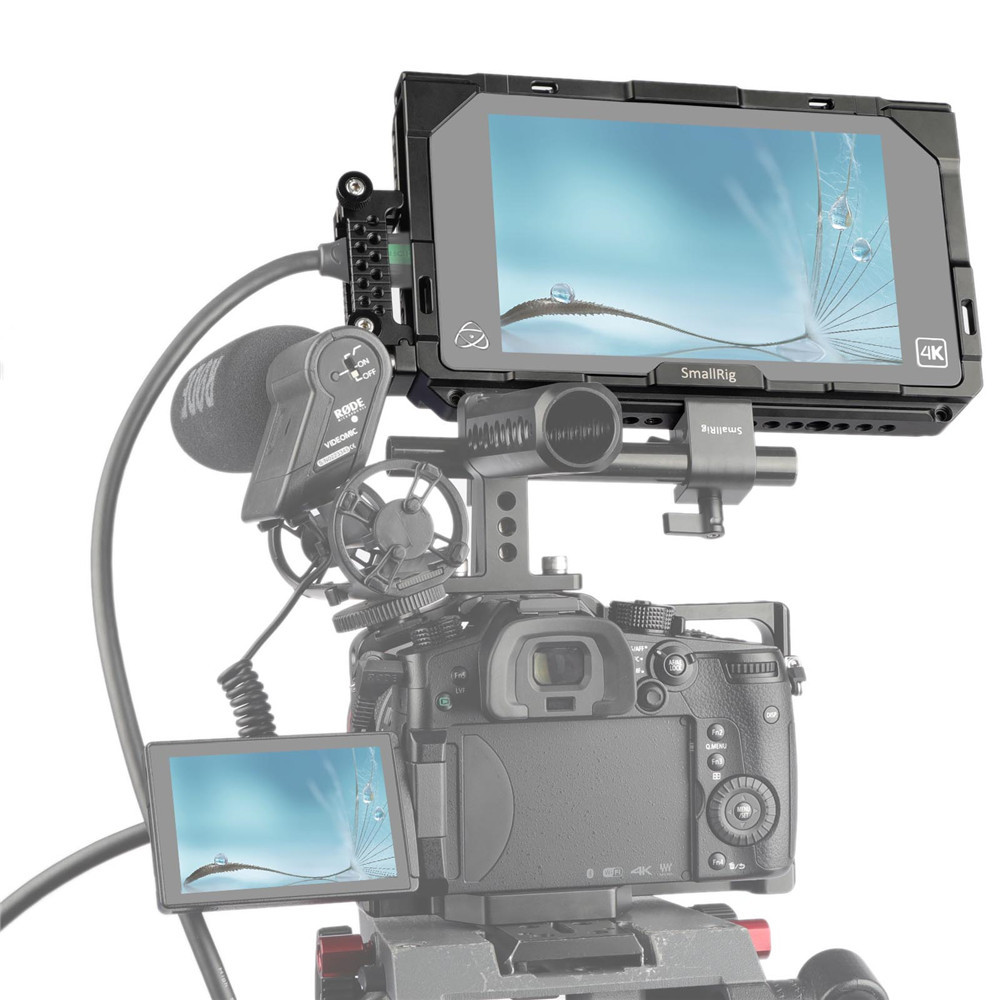 SMALLRIG Atomos Shogun and Ninja Assassin Monitor Cage 1788