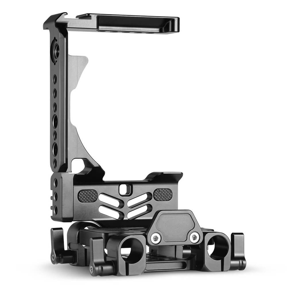 SmallRig Advanced Half-cage Kit for Panasonic Lumix GH5 with Battery Grip 2024
