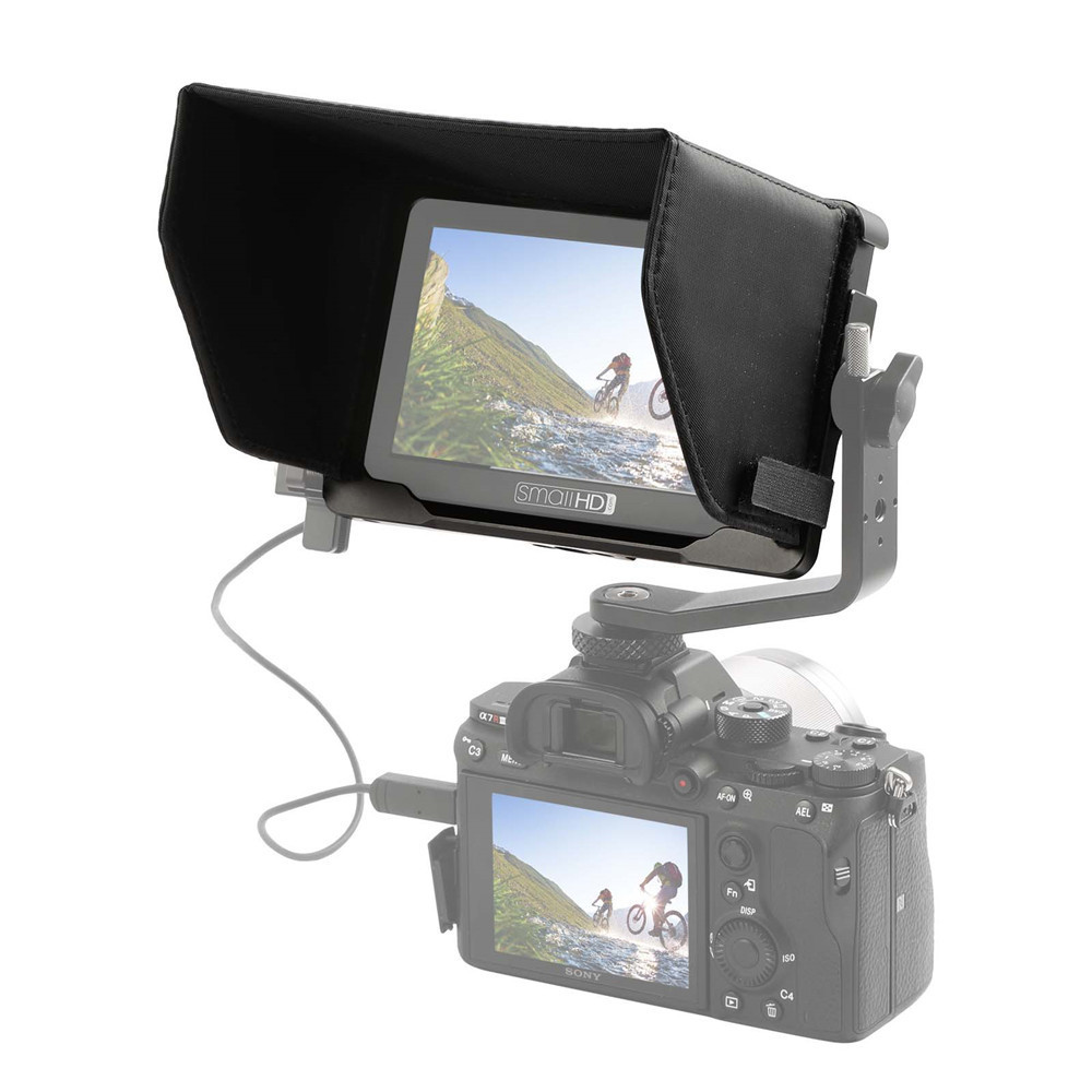 SmallRig Monitor Cage for SmallHD Focus 2095