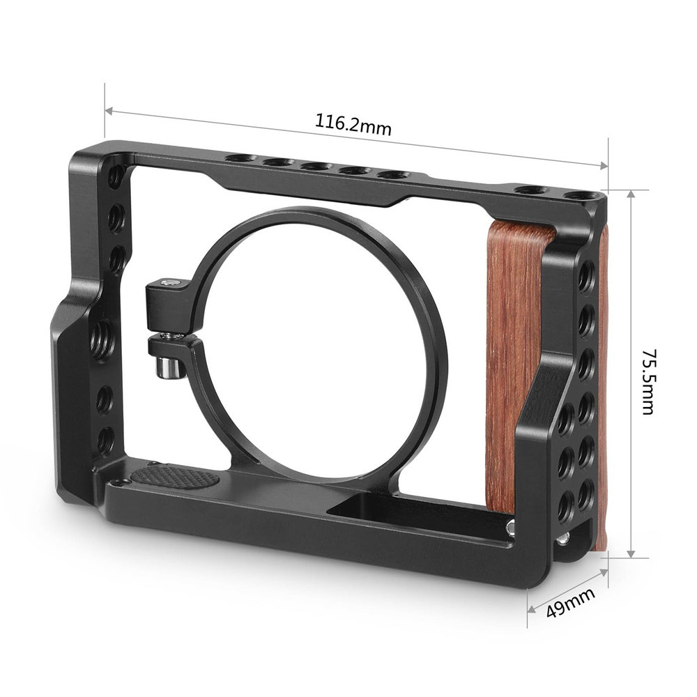 SmallRig Cage Kit for Sony RX100 III IV V 2105