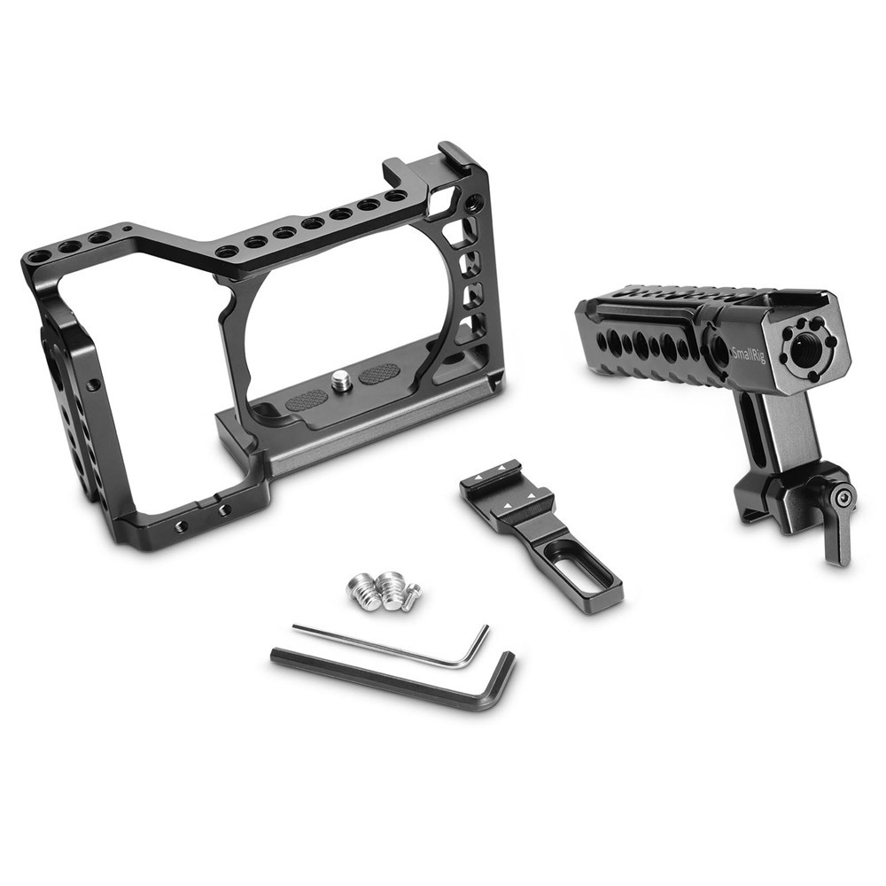 SmallRig Advanced Cage Kit for Sony A6500 2081