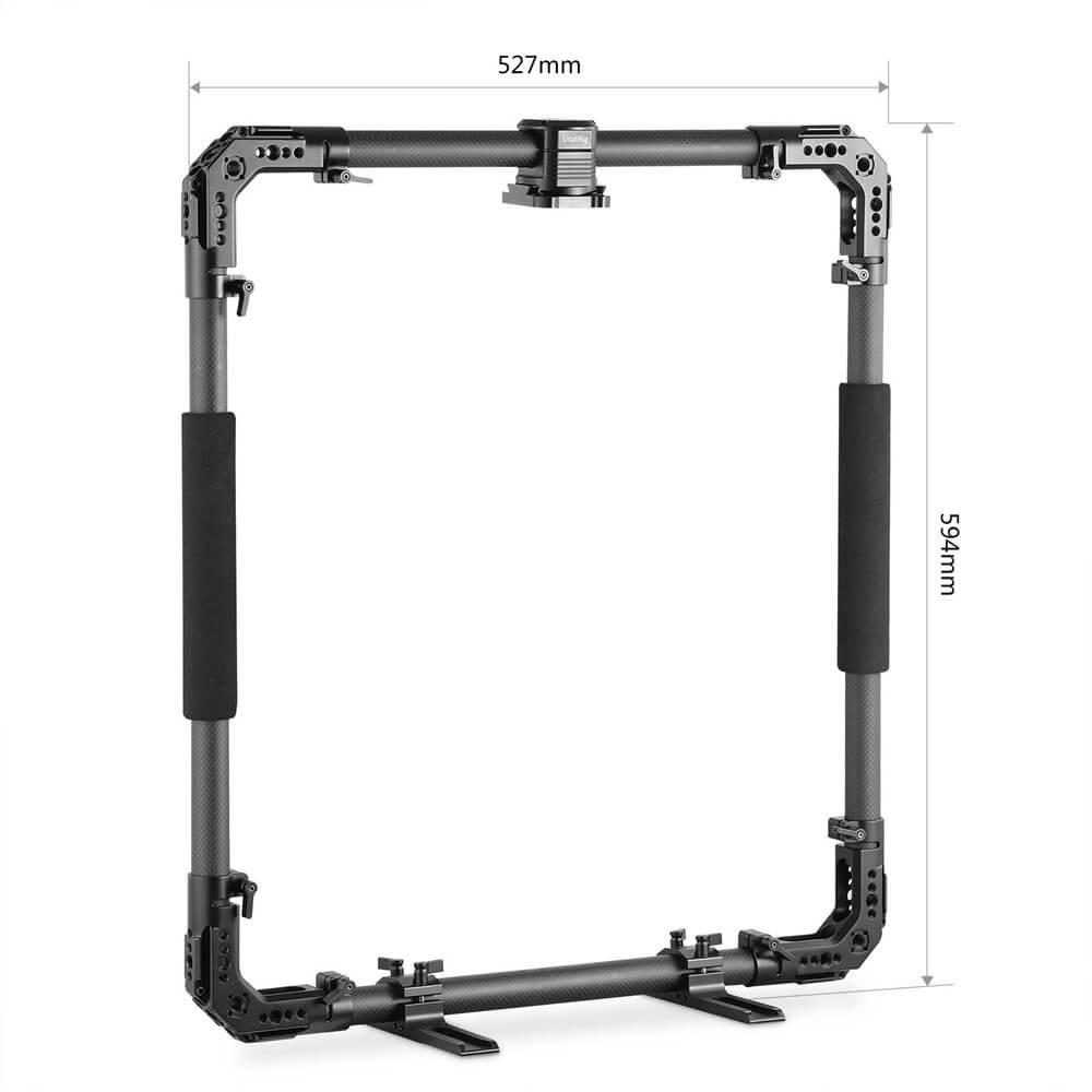SmallRig Handheld Ring for Zhiyun Crane 2/ Crane V2 / Crane Plus Gimbal 2154