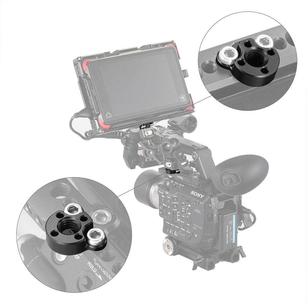 SmallRig Mini Plate with an Arri Locating Hole 2171