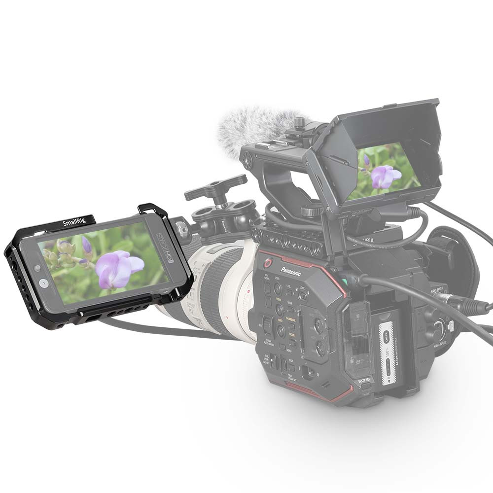 SmallRig Cage for SmallHD 501/502 Monitor 2177