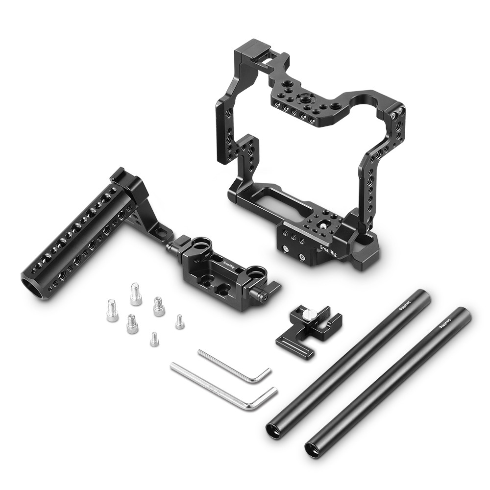 SmallRig Cage Kit for Fujifilm X-T2/X-T1 with Battery Grip 2193