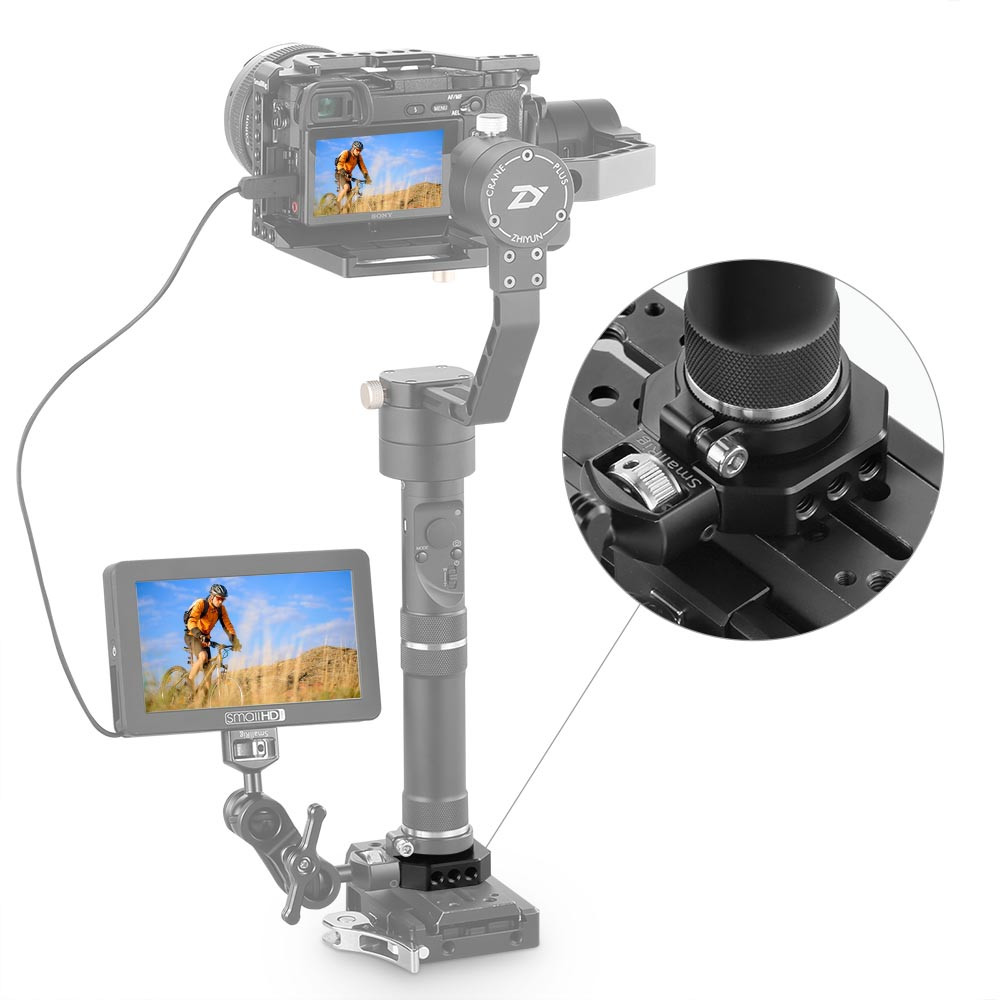 SmallRig Multifunctional Baseplate for Zhiyun CraneV2/Crane Plus 2206