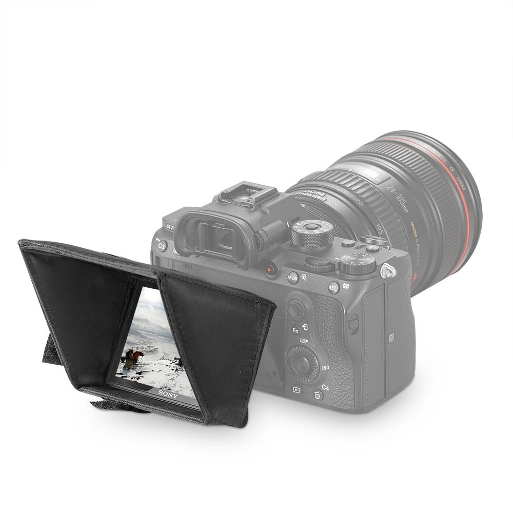 SmallRig LCD Screen Sunhood for Sony A7 A7II A7III A9 Series Cameras 2215