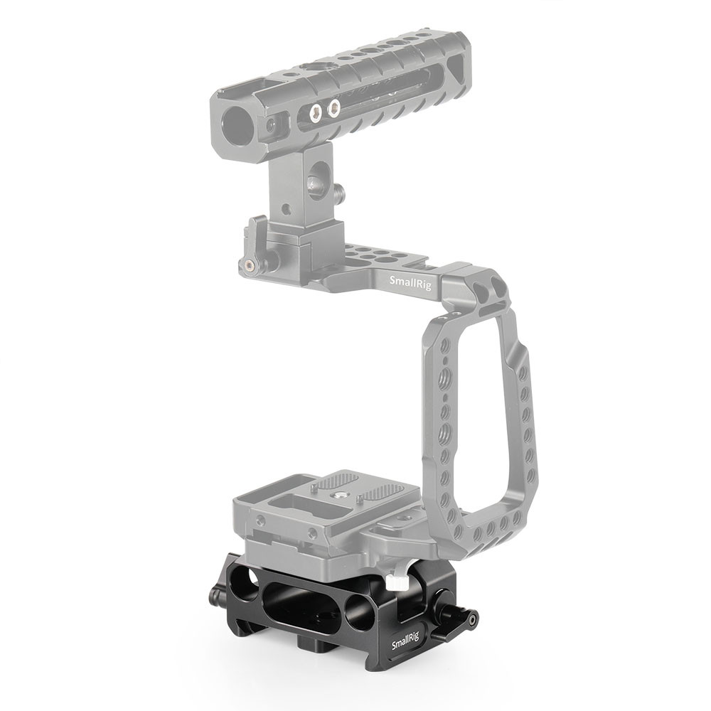 SmallRig Baseplate for BMPCC 4K (SmallRig Cage 2255 Compatible Only) 2267