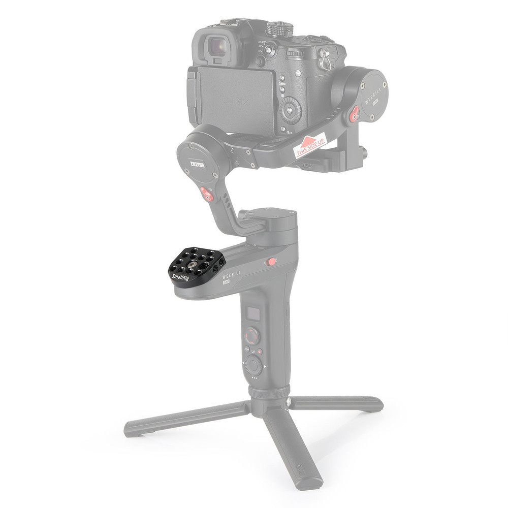 SmallRig Mounting Plate for Zhiyun Weebill LAB Gimbal 2275
