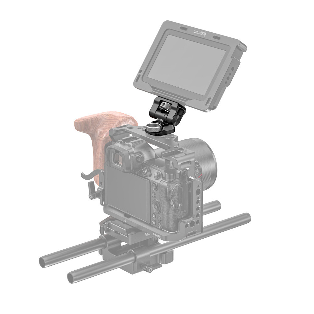 SmallRig Swivel and Tilt Monitor Mount with Arri Locating Pins BSE2348