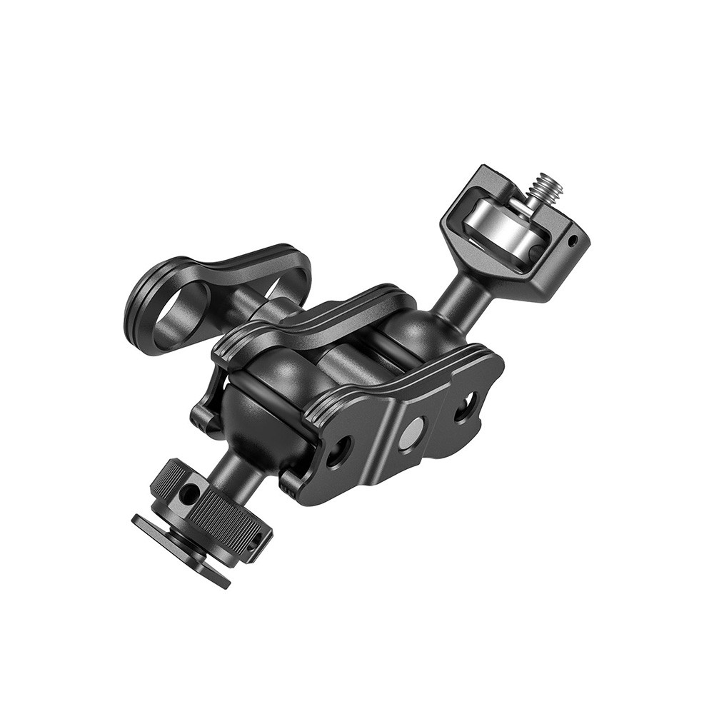 SmallRig Magic Arm with Double Ballheads (1/4'' Screw and Cold Shoe) KBUM2394 (KBUM2394)