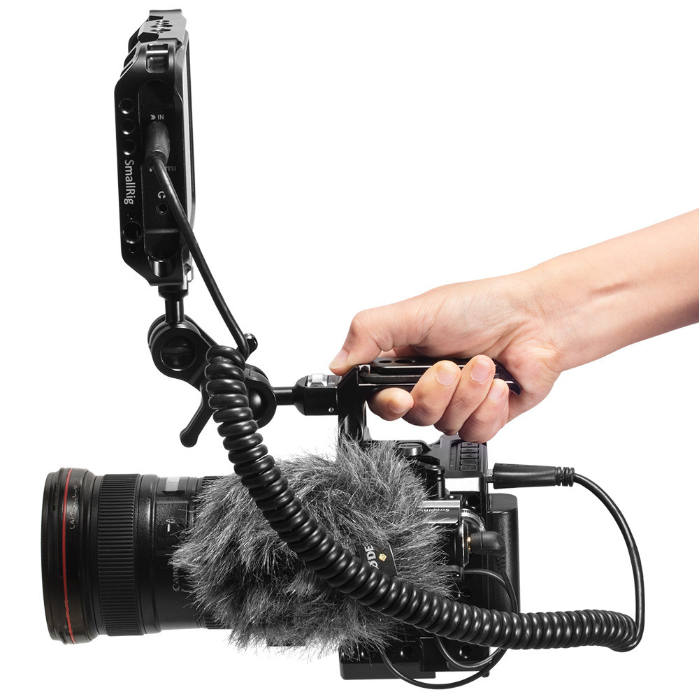 SmallRig Universal Top Handle for Cinematic Cameras MD2393