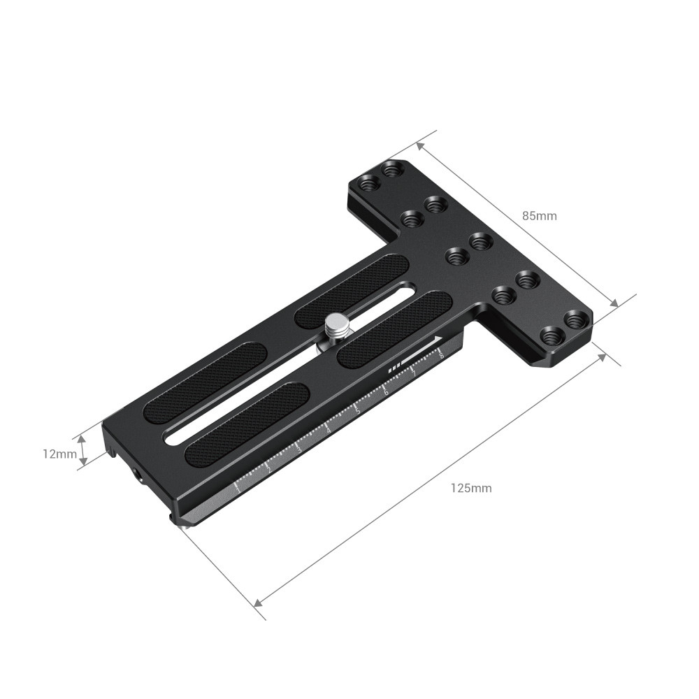 SmallRig Counterweight Mounting Plate for DJI Ronin-SC BSS2420