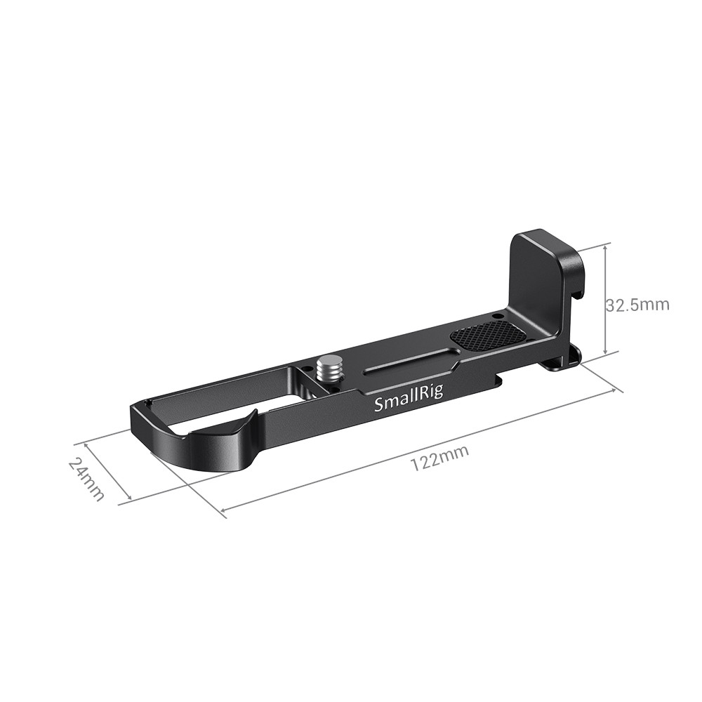 SmallRig Mounting Plate with Two Cold Shoes for Canon G7X Mark III BUC2433