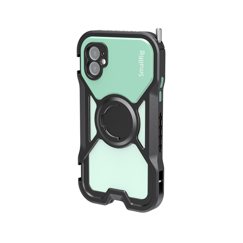 SmallRig Pro Mobile Cage for iPhone 11 (Green) CPA2632