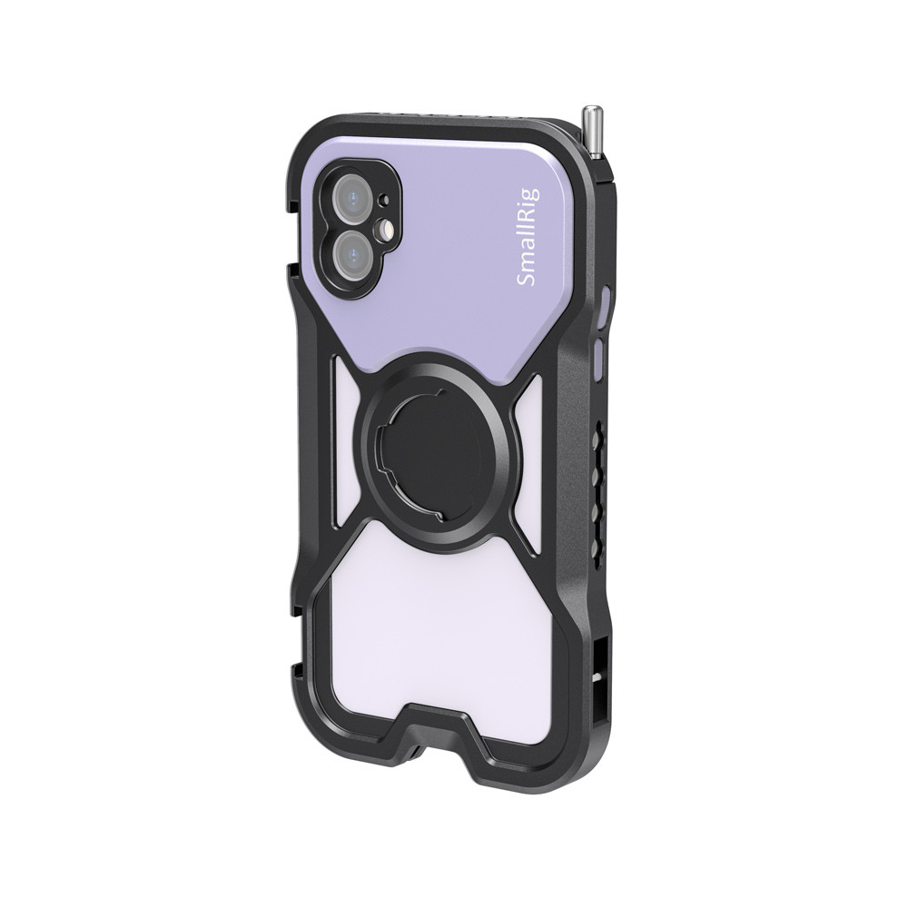 SmallRig Pro Mobile Cage for iPhone 11 (Purple) CPA2633