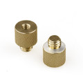 """Thread Adapter with female 1/4"""" to male 3/8"""" thread 1069"""