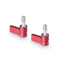 SmallRig Adjustable M5 Screw Wingnut - Red 1945