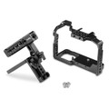 SmallRig Cage with Helmet Kit for Panasonic Lumix GH5GH5SDMW-XLR1 2052