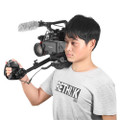 SmallRig Panasonic EVA1 Handgrip Adapter with ARRI Rosette 2137
