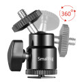 SmallRig 14 Camera Hot shoe Mount with Additional 14 Screw (2pcs Pack)2059