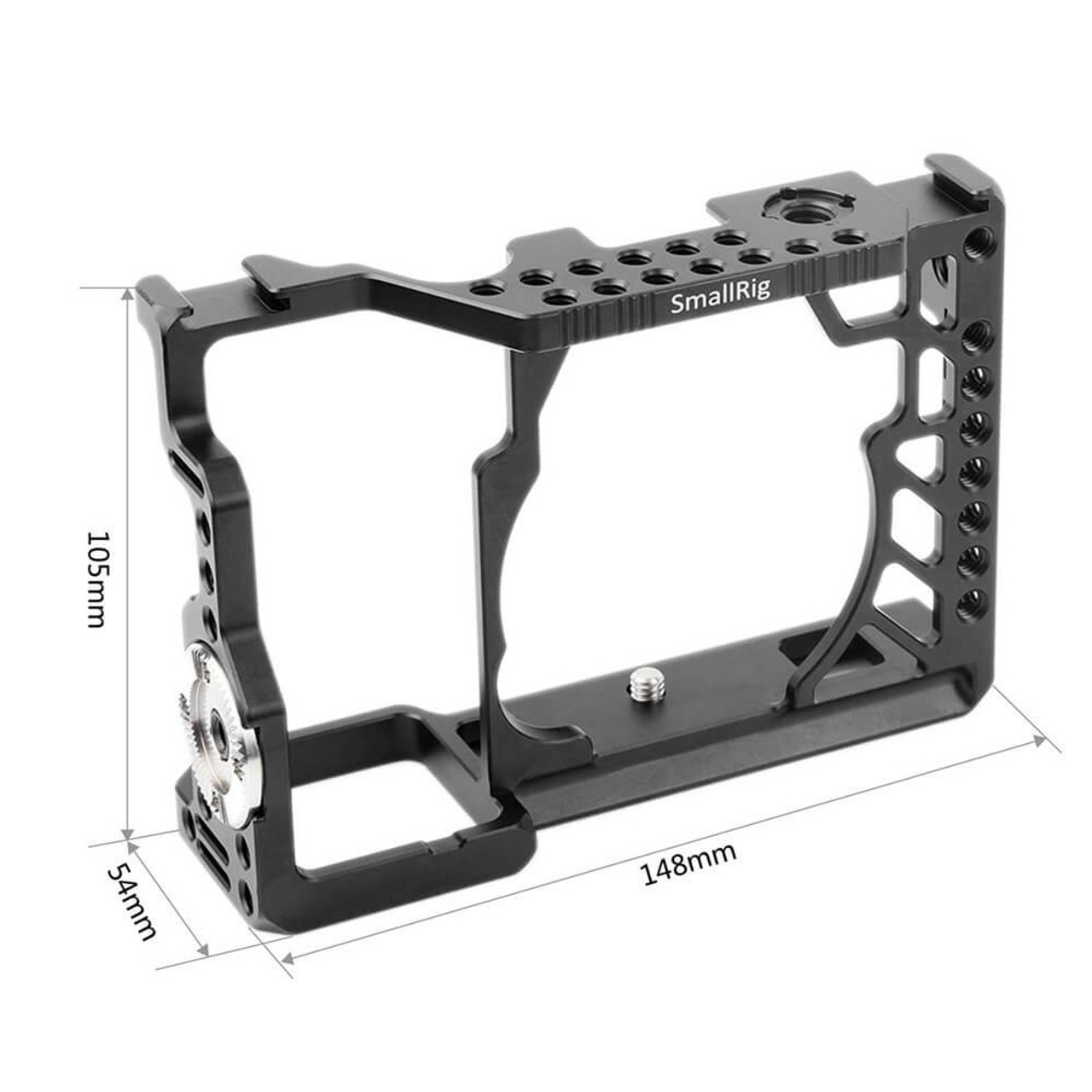 inkl. ARRI rosette//Cold Shoe SmallRig A7 Camera Cage for SONY A7//A7S//A7R 1815