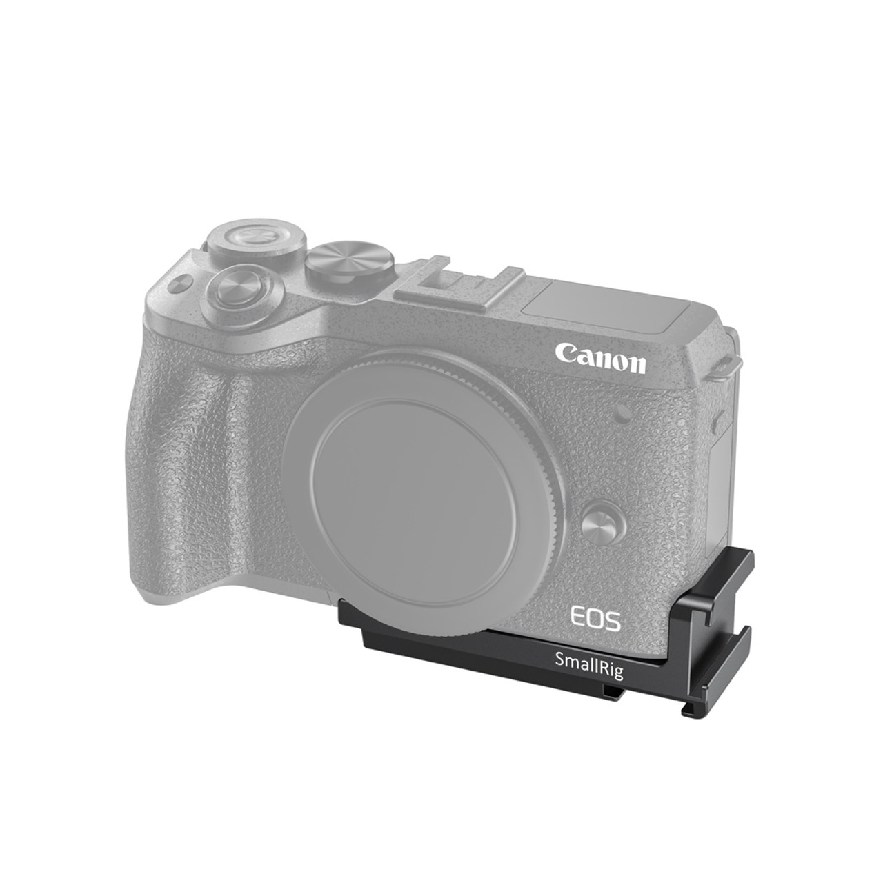 Gadget Place Camera-On-Camera adapter for Canon EOS M6