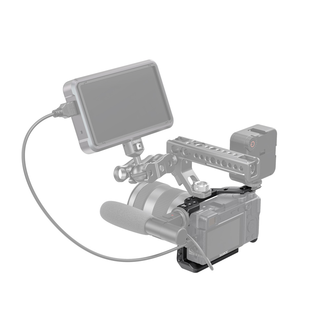 SmallRig Cage for Sony A6600 CCS2493 2493