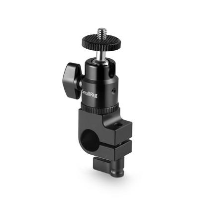SmallRig Cold Shoe to 15mm Rod Clamp Adapter 805