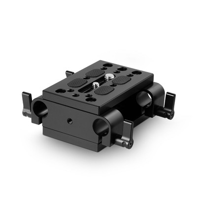 SmallRig Baseplate with Dual 15mm Rod Clamp 1798