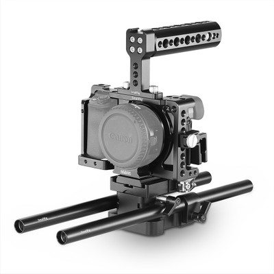 SmallRig Accessory Kit for Sony A6500A6300A6000ILCE-6000ILCE-6300ILCE-6500 NEX7 2147