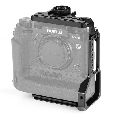 SmallRig L-Bracket for Fujifilm X-T2X-T3 Camera with Battery Grip 2282