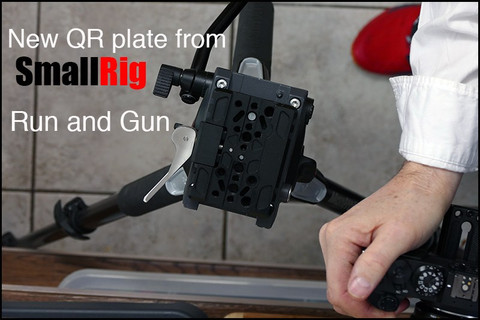 ARCA Swiss Quick Release Plate Kit