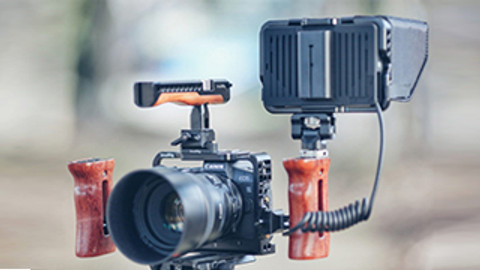 Building a Cinematic Video Rig – with Smallrig