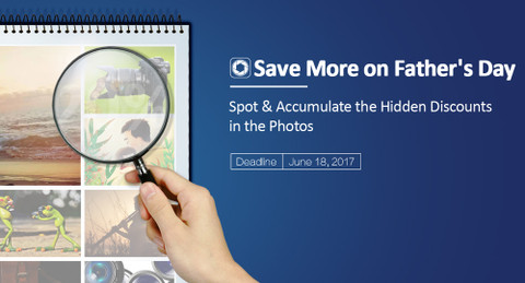 Findout&AccumulateDiscounts in the Photosto Save More
