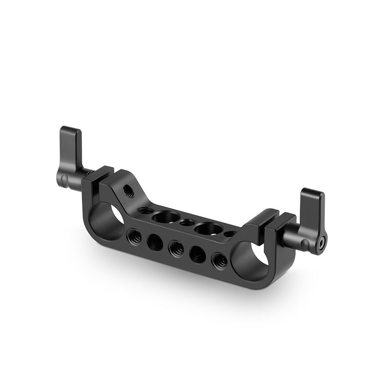 SmallRig Dual 15mm Rod Clamp with 14 Threads 1078