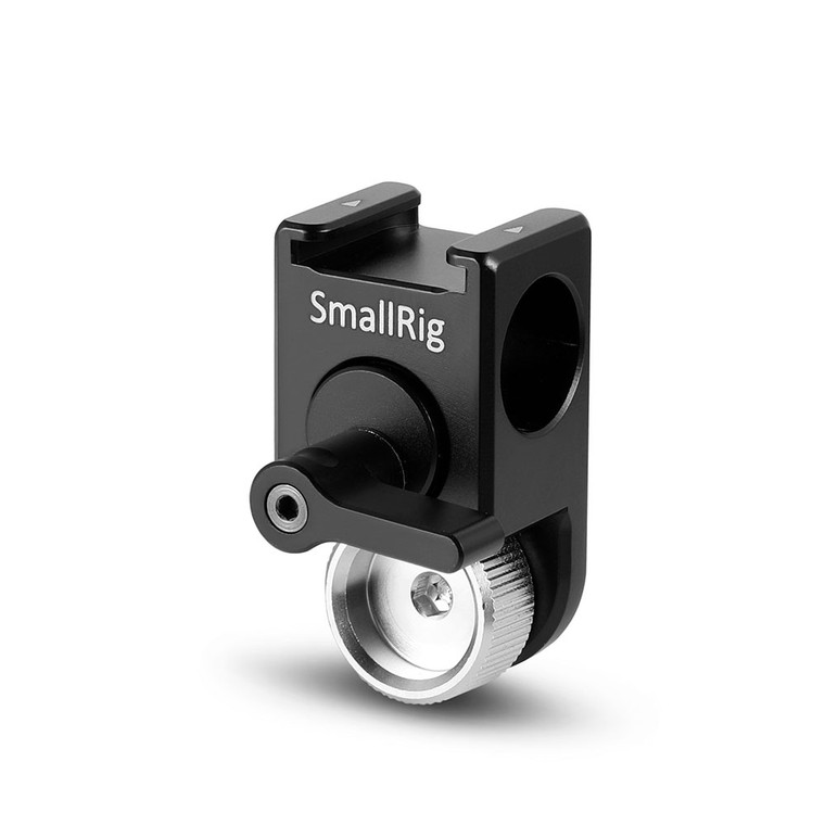 SmallRig 15mm Rod Clamp with Arri Locating Pins 2001