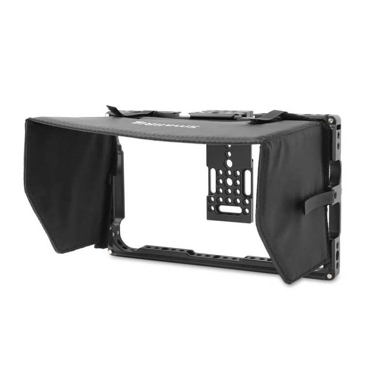 "SmallRig Atomos 7"" Monitor Cage with Sunhood 2008"