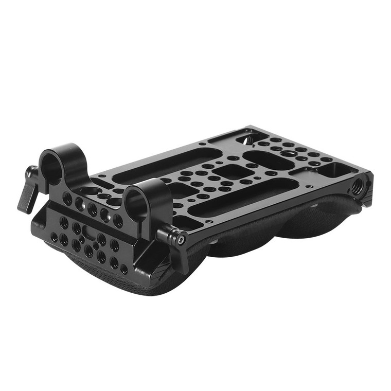 SmallRig Universal Shoulder Pad with 15mm RailBlock 2077