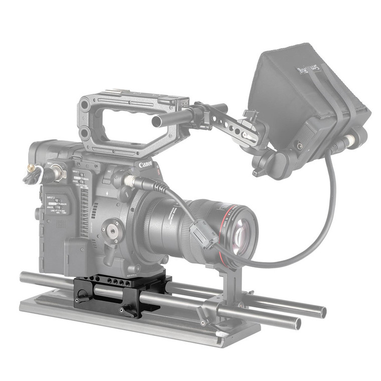 SmallRig Baseplate for Canon C200 and C200B 2076